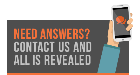 Need Answers? Contact Us