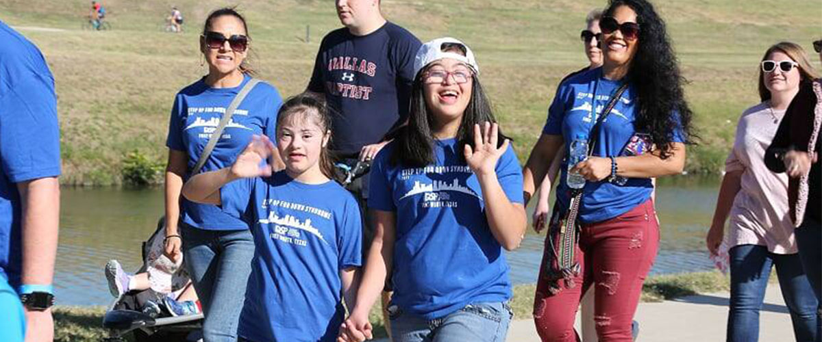 Step Up For Down Syndrome 5K