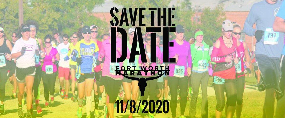 2020 Fort Worth Marathon